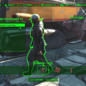 How to link Settlements in Fallout 4 Via Supply lines