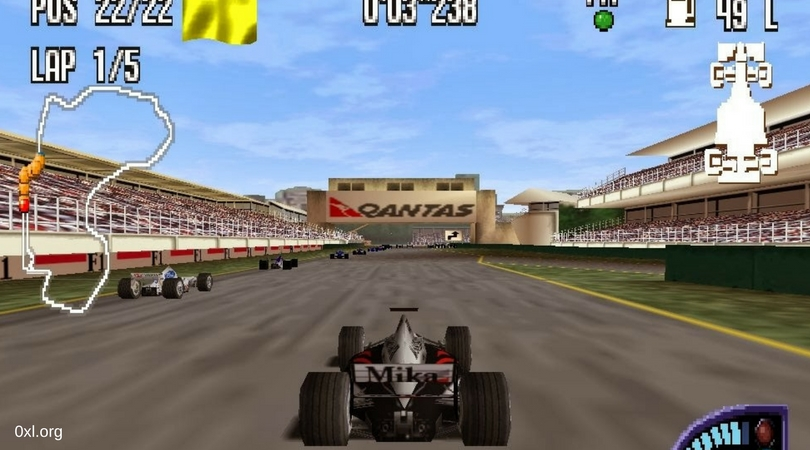 Top 10 n64 Racing Games